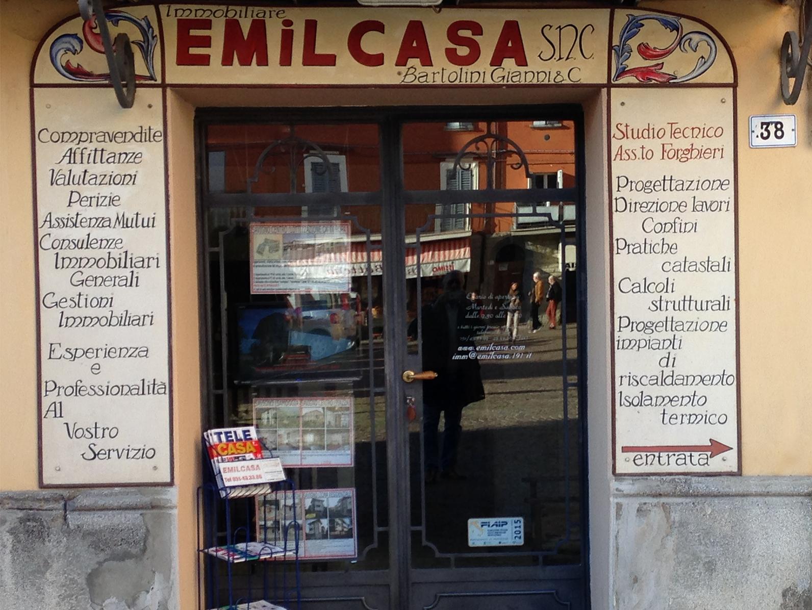 Agenzia Immobiliare EMILCASA